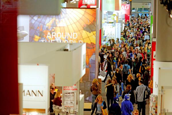 Frankfurter Buchmesse 2013, Frankfurt book fair 2013