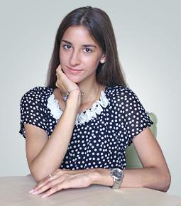 Гавриленко Анастасія Володимирівна
