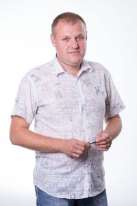 Шамарин <br>Михаил Николаевич